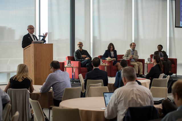 Higher education leaders gather at MIT to chart a sustainable future