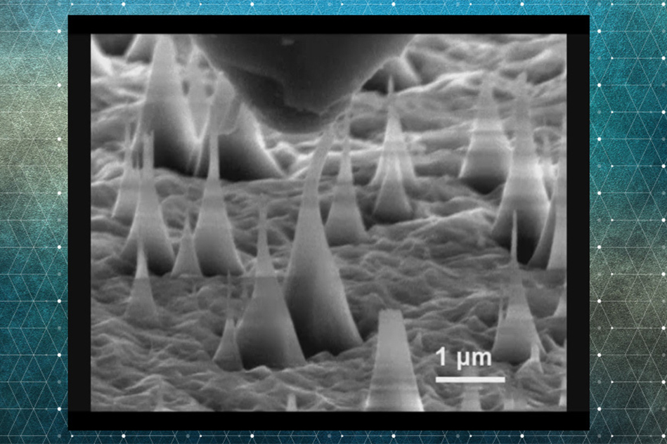 Diamond can flex and stretch when made into ultrafine needles