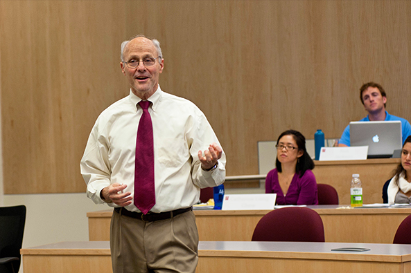 Donald Rosenfield, a longtime leader of MIT LGO, dies at 70